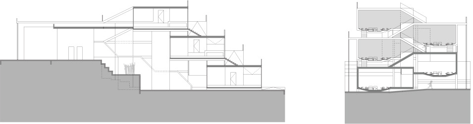 Kindergarten emyang for Solid void theory architecture