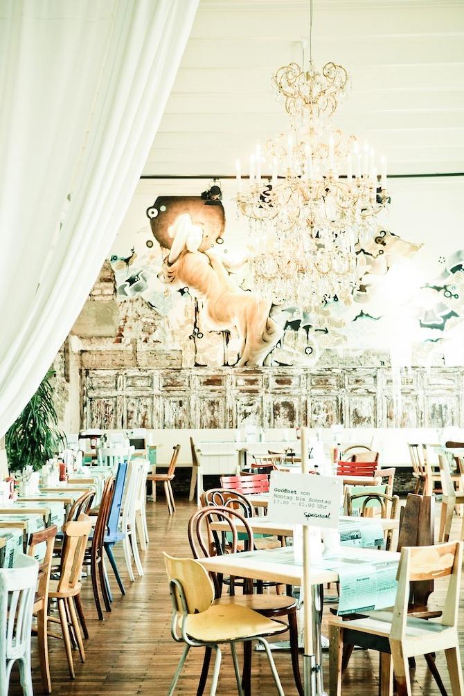 WIESLER 04 restaurant Speisessal Hotel Wiesler in Thisispaper Magazine