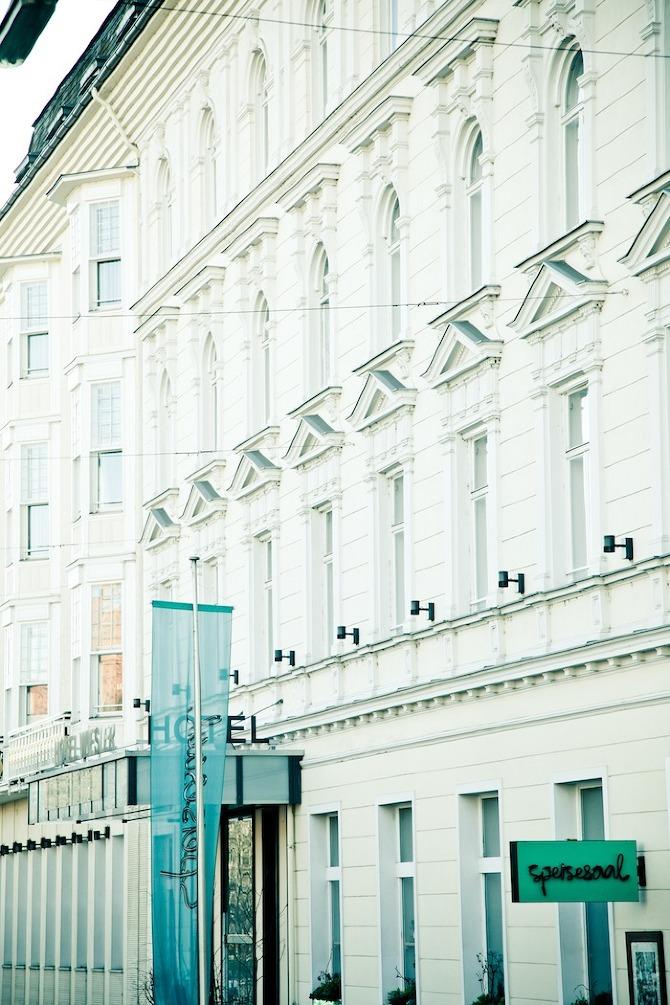 WIESLER 46 Wiesler outside Hotel Wiesler in Thisispaper Magazine