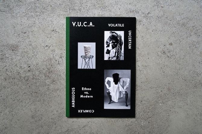 hugohoppmann vucamag 1 V.U.C.A. magazine in Thisispaper Magazine