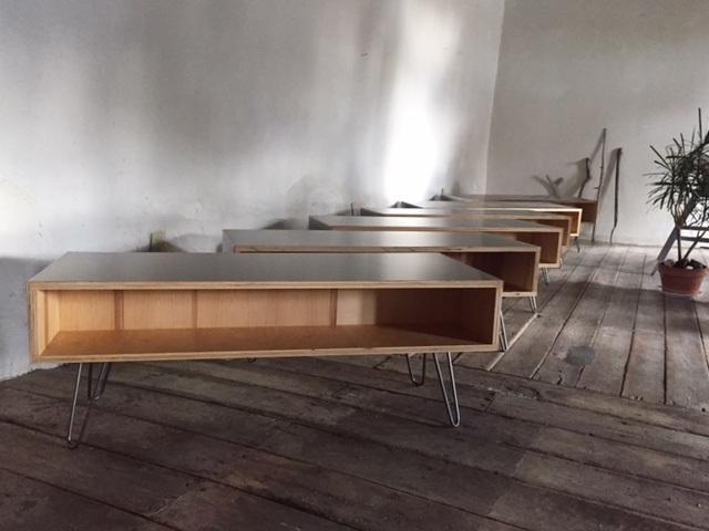 Woodwork Design Lauren Helene Green